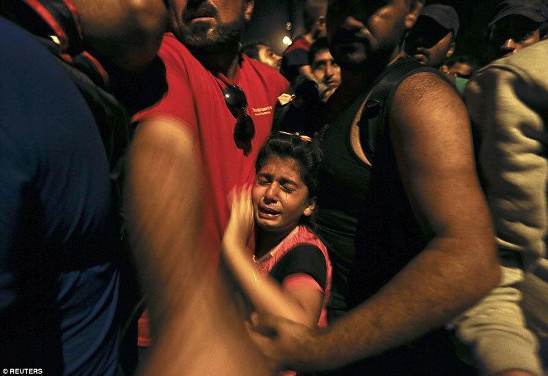 Syrian Refugees Arrive Greece