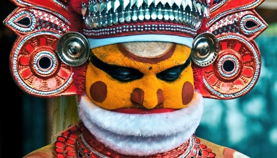 Theyyam India Incarnation Vishnu