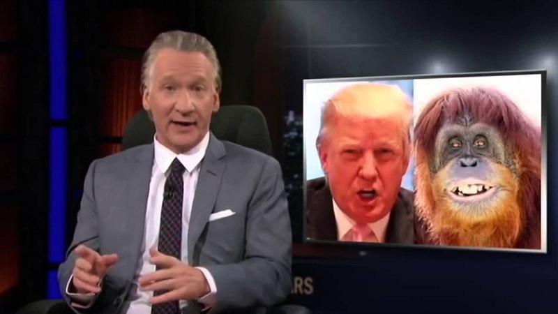 Bill Maher Joke About Donald Trump