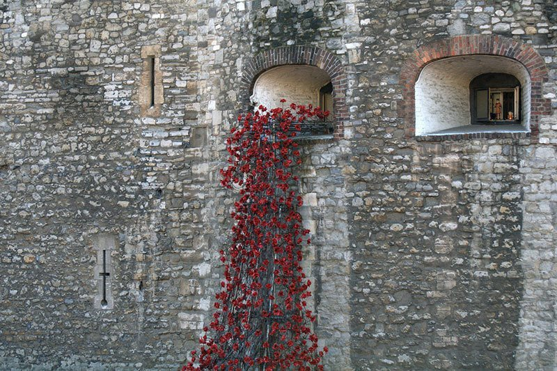 Weeping Window Installation Close Up