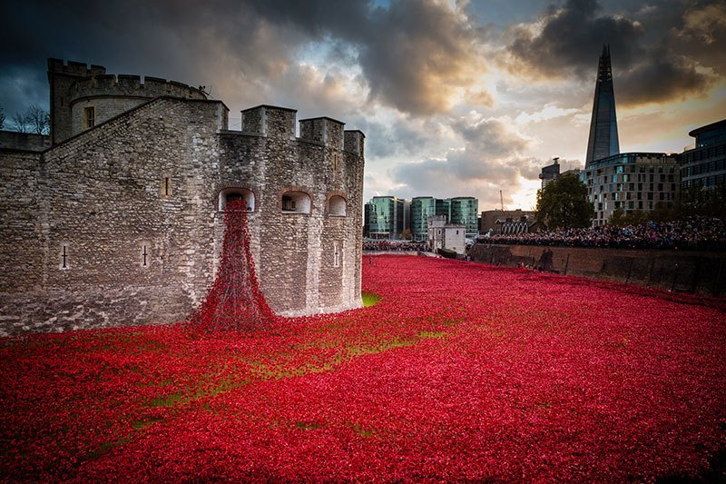 Installation Tower of London