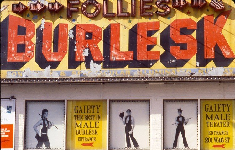 1970s Times Square Gaiety