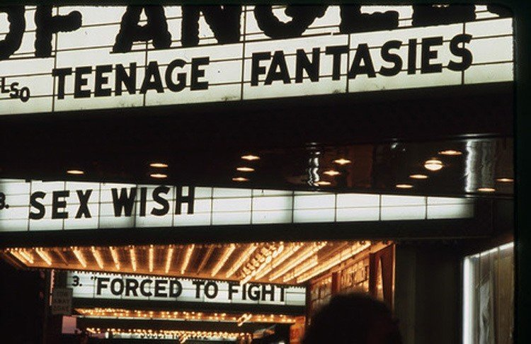 1970s Times Square Sex Wish