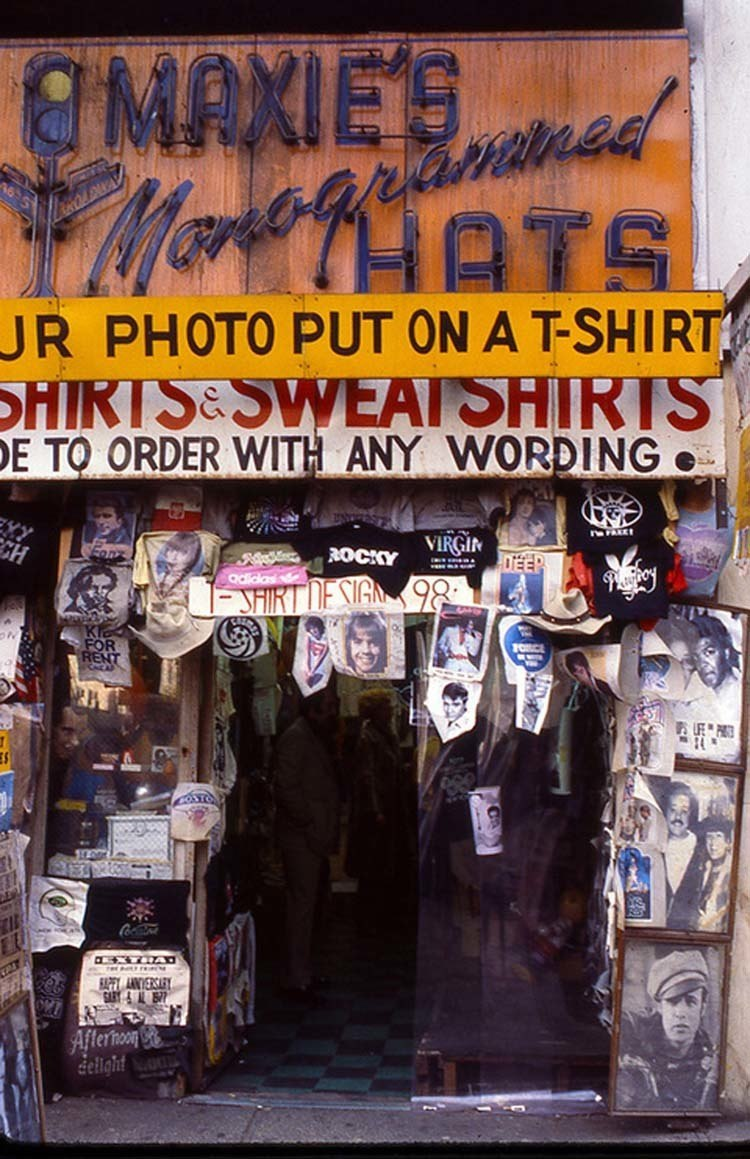 1970s Times Square T Shirts