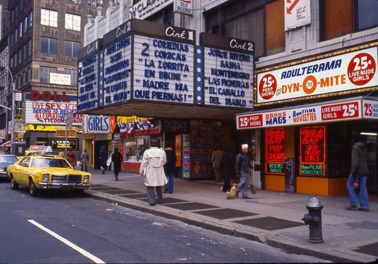 1970s Times Square Dynomite