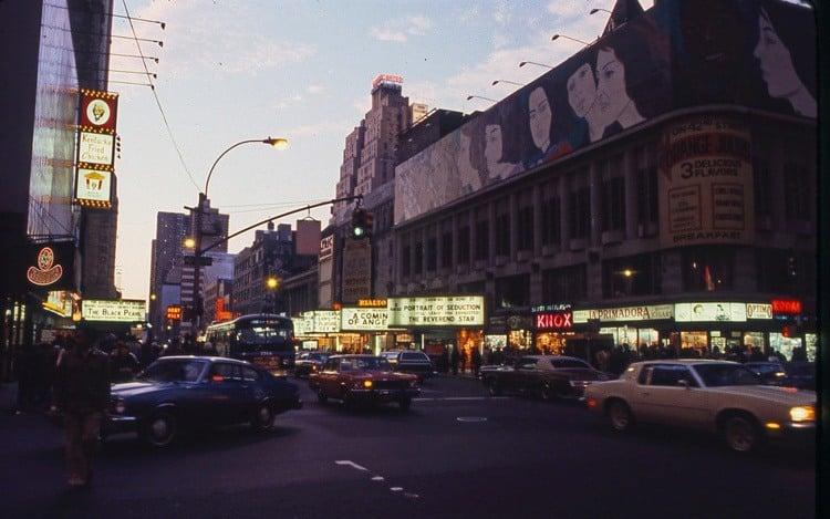 1970s Times Square Seduction