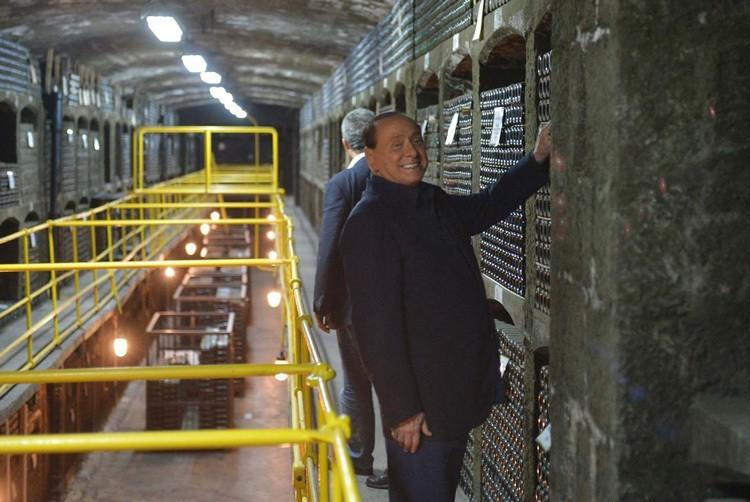 Crimea Putin Berlusconi