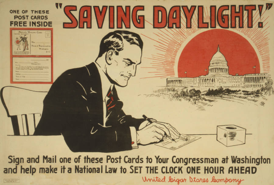 Daylight Saving Time Facts