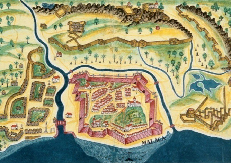 Ancient Maps Fortress
