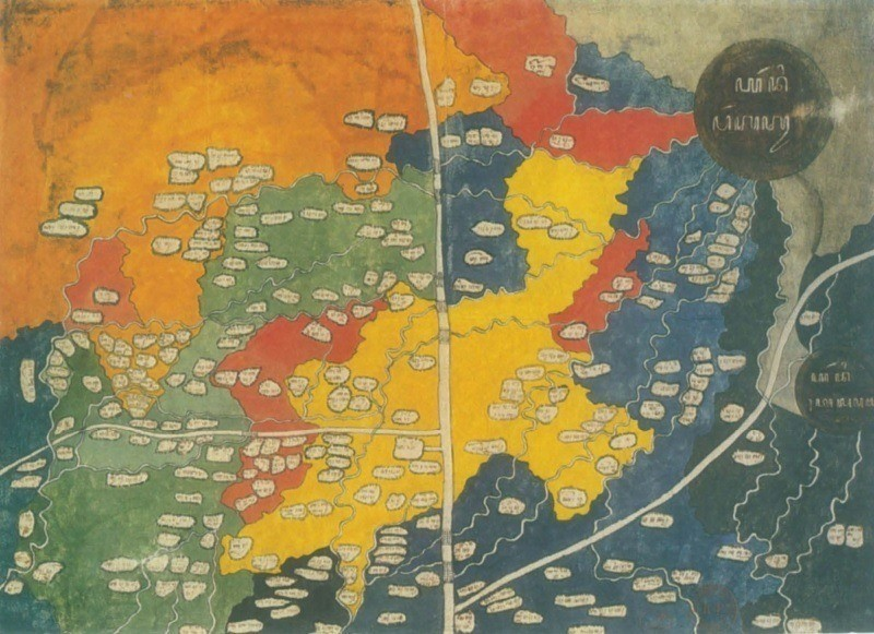 Ancient Maps Java