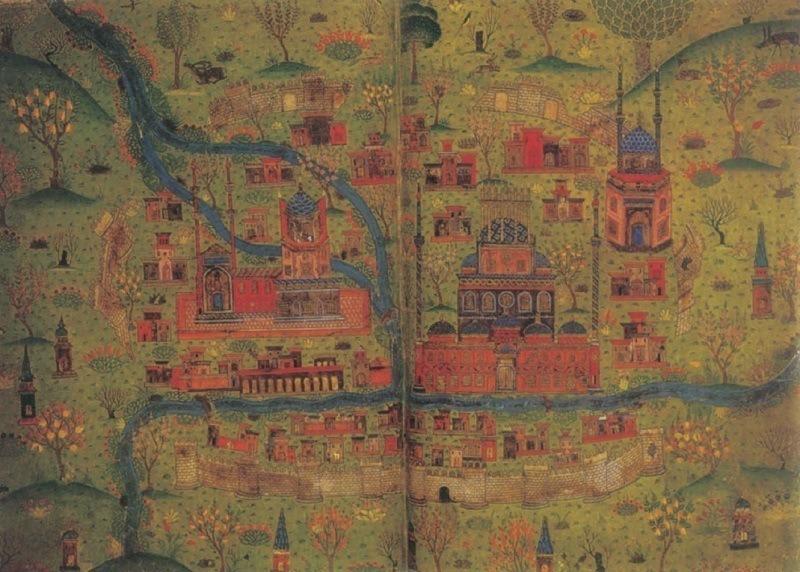 Ancient Maps Sultaniye