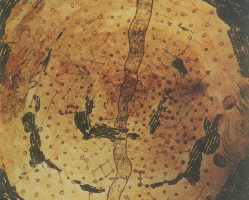 Ancient Maps Tomb