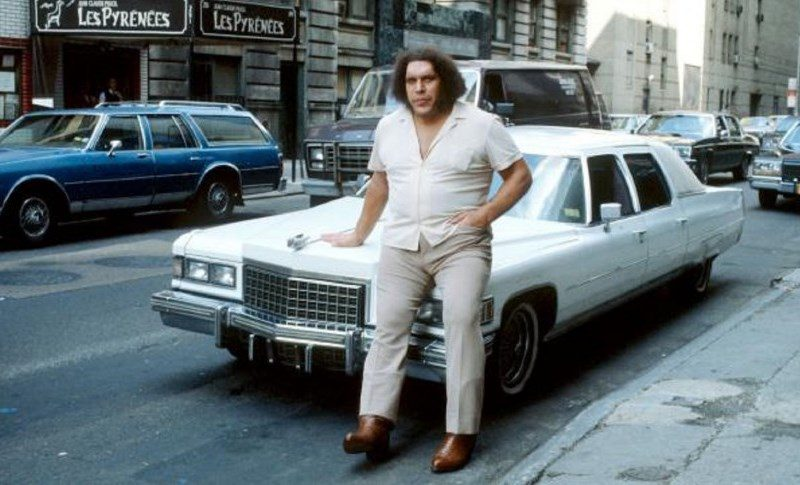 Andre The Giant Car