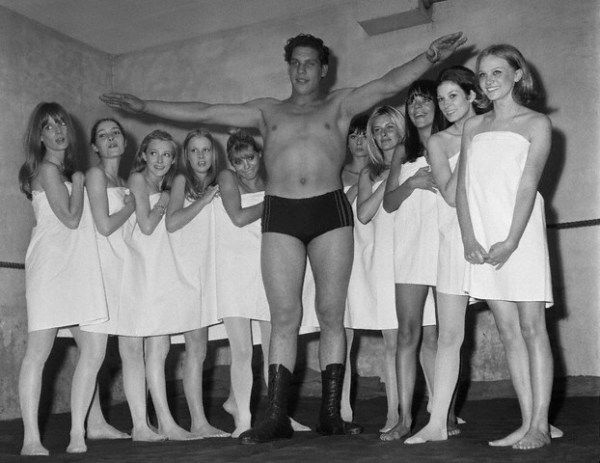 Andre The Giant Spa