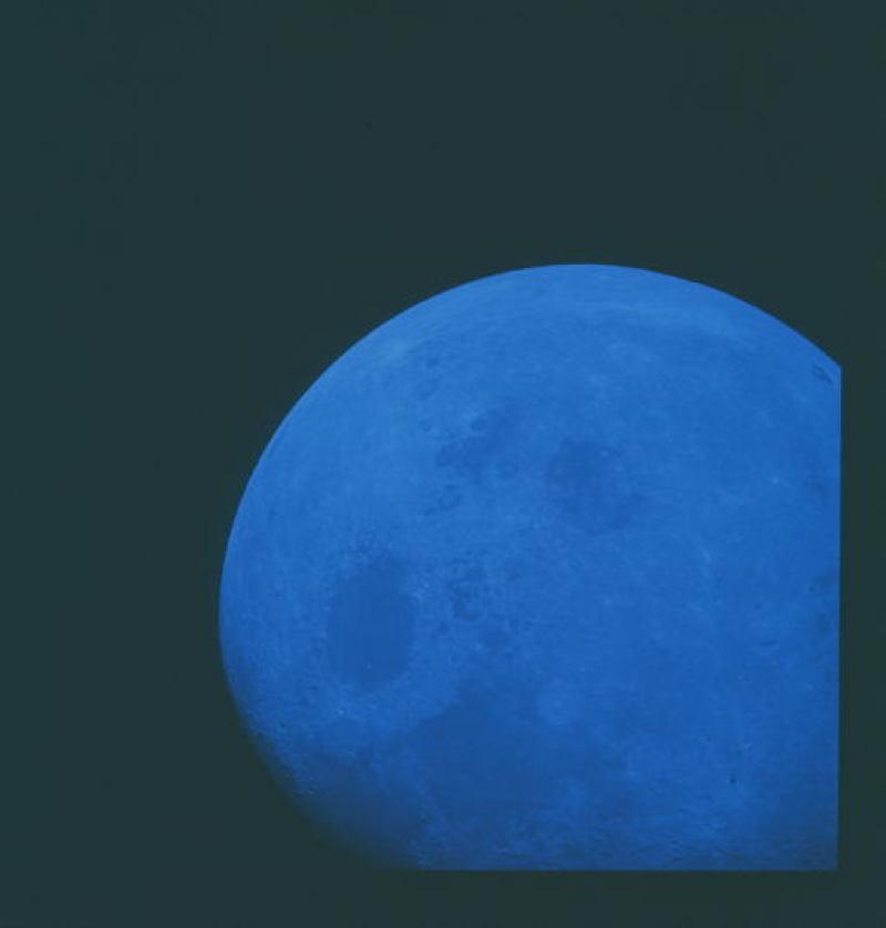 Apollo Project Archive Blue Moon