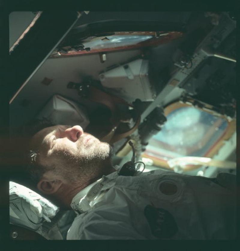 Apollo Project Archive Cockpit