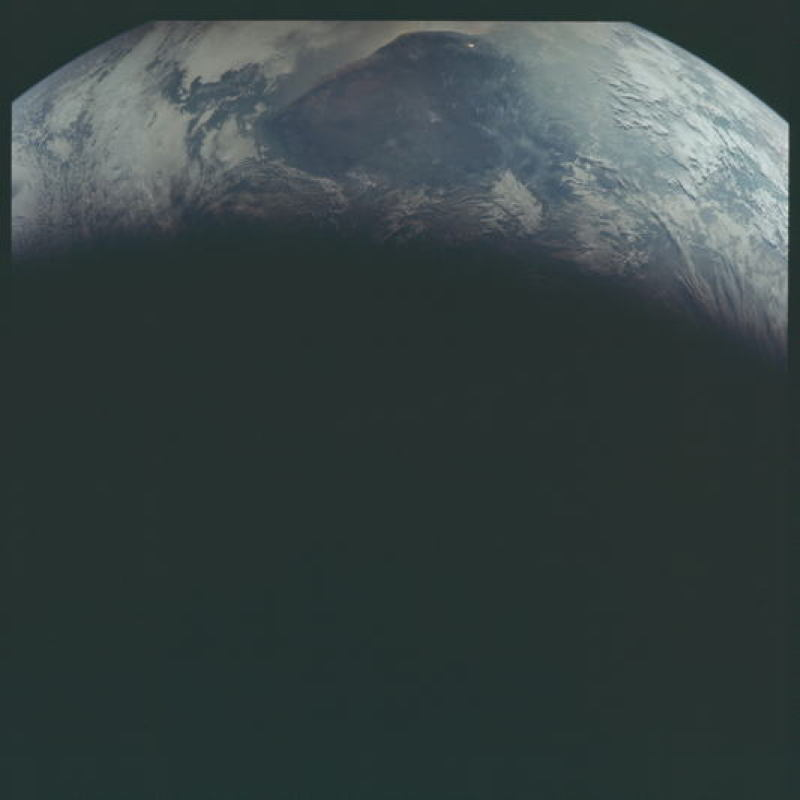 Apollo Project Archive Earthshadow