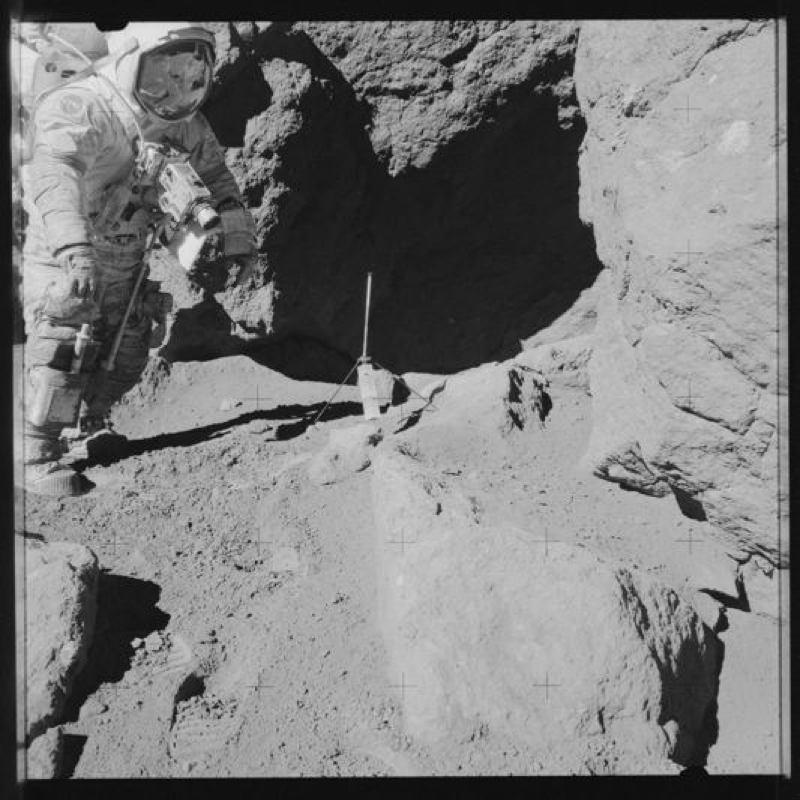 Apollo Project Archive Moon