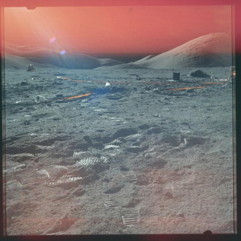 Apollo Project Archive Moonstagram