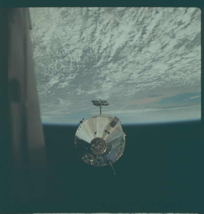 Apollo Project Archive Moonwalk