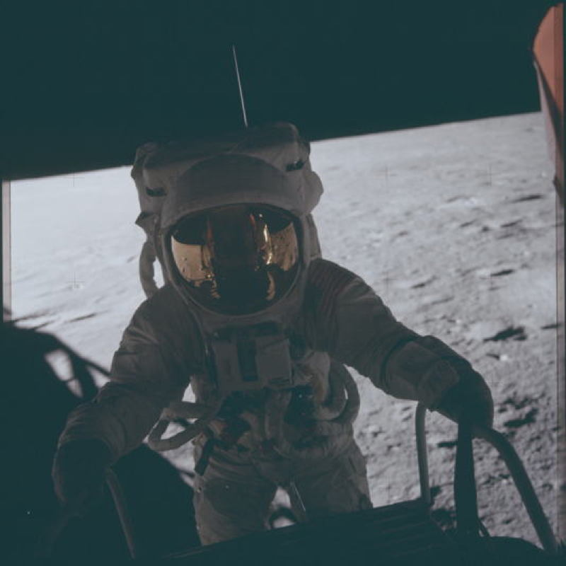 Apollo Project Archive One Small Step