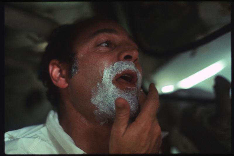 Apollo Project Archive Shave