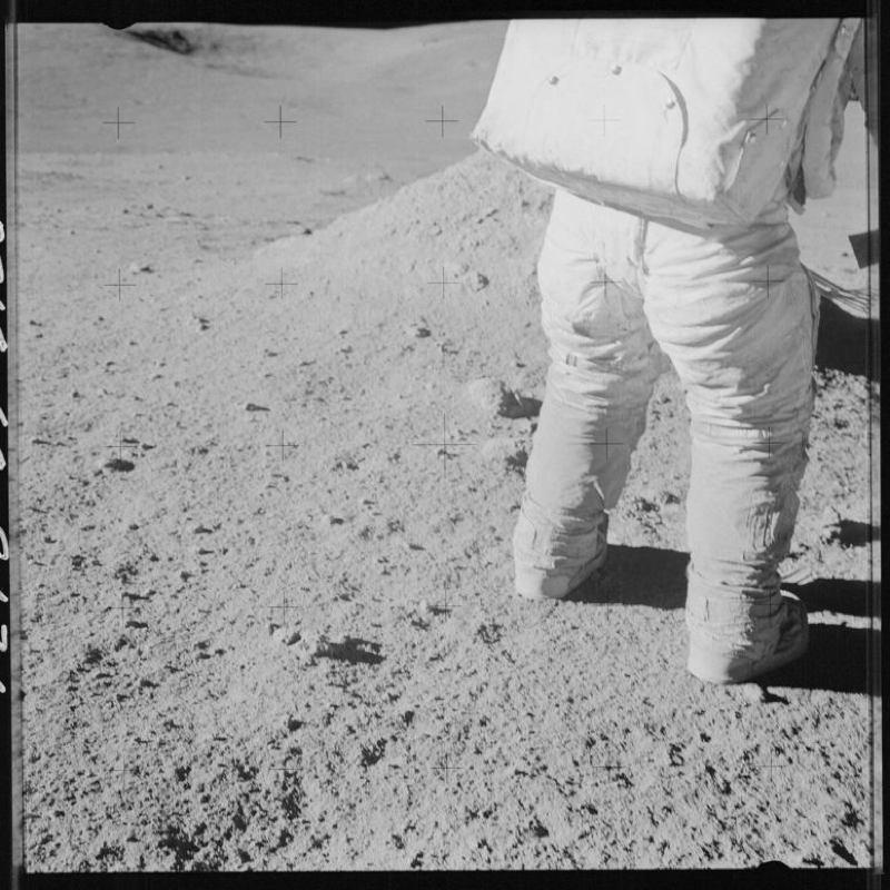 Apollo Project Archive Space Butt