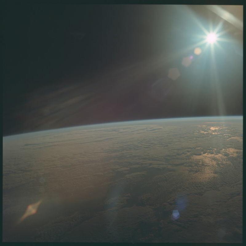 Apollo Project Archive Sun