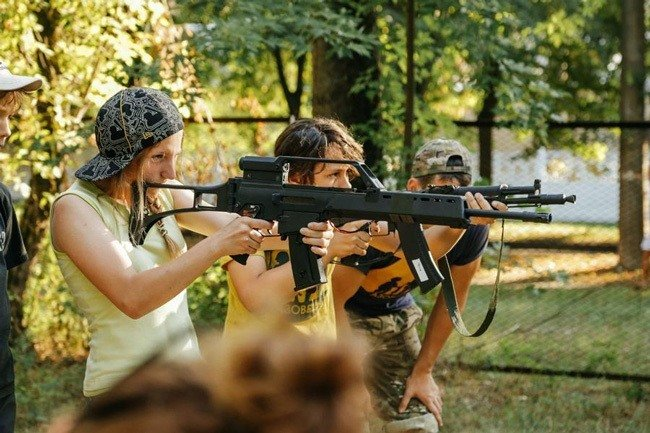 Azov Camp Airgun