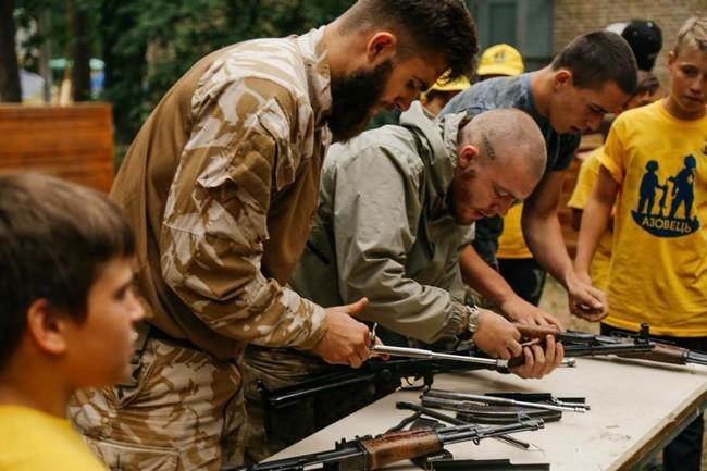 Azov Camp Assemble
