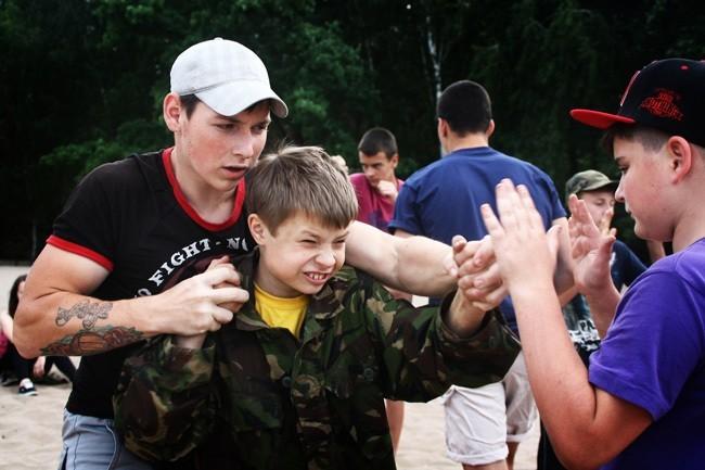 Azov Camp Punch