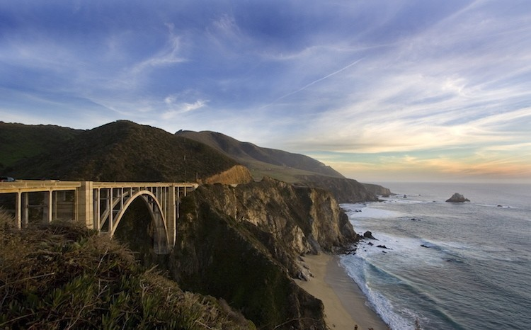 Best Road Trips Bixby Bridge