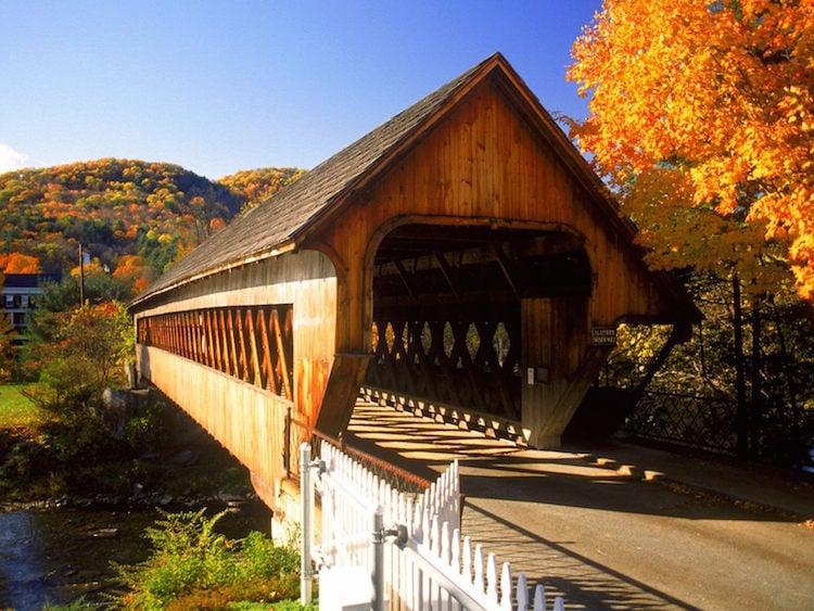Best Road Trips Covered Bridge
