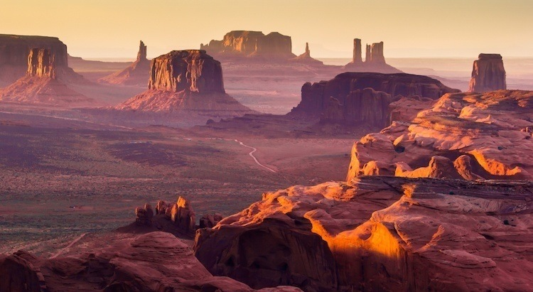 Best Road Trips Monument Valley