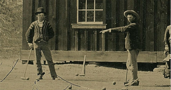 Photo Of The Day: Never-Before-Seen Image Of Billy The Kid Could Be Worth $5 Million