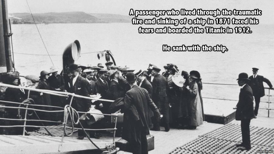 Boarding Titanic Words
