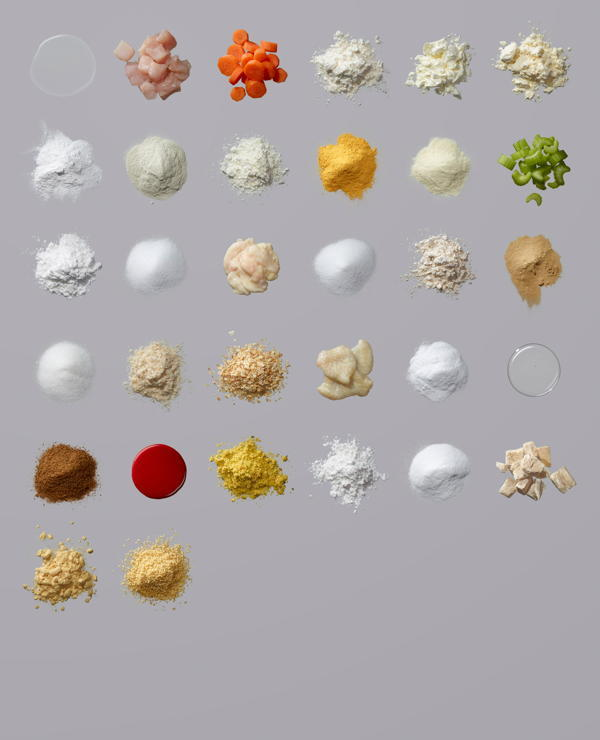 Campbell's Chicken Soup Ingredients