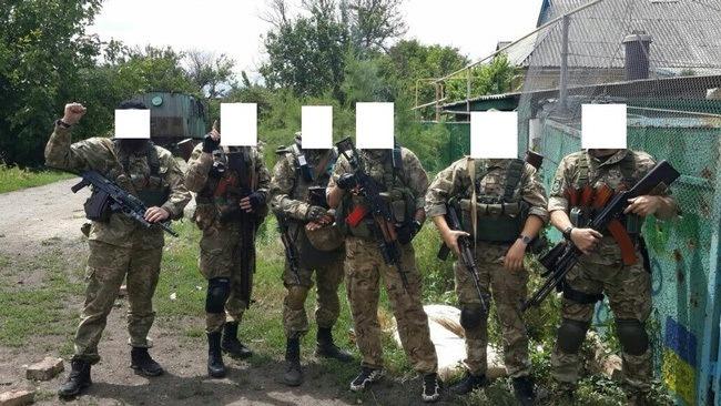 Chechen Batallion Shirokino