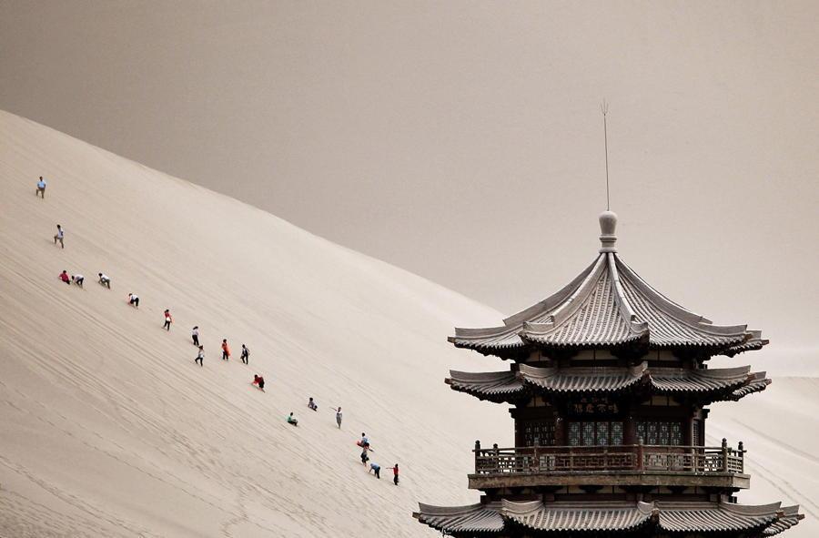 China Sand Dunes