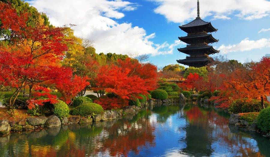 Colorful Kansai Japan To Ji