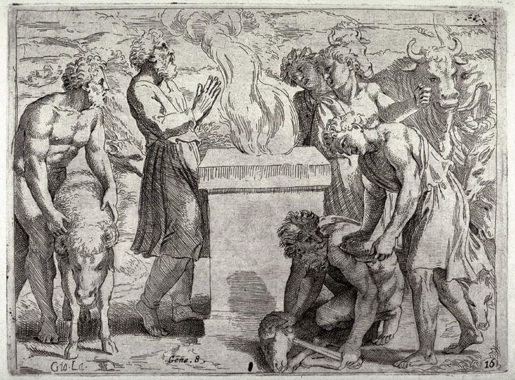 Common Superstitions Salt Sacrifice