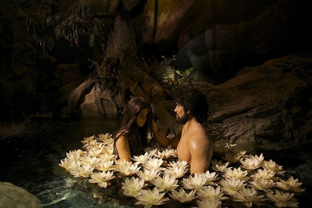 Creation Museum Adam Eve