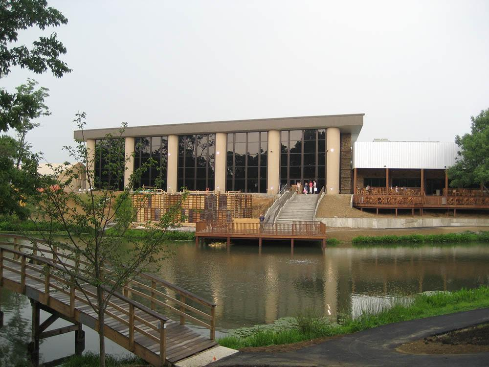 Creation Museum Building