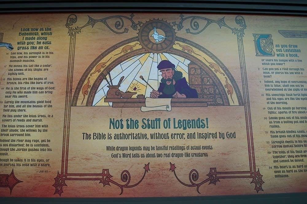 Creation Museum Legends Copy