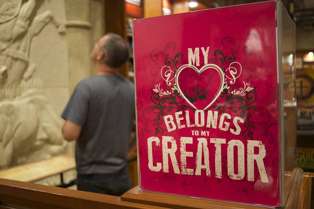 Creation Museum My Creator