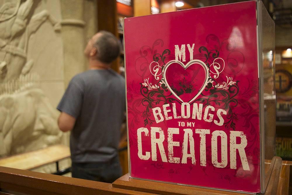 Creation Museum My Creator
