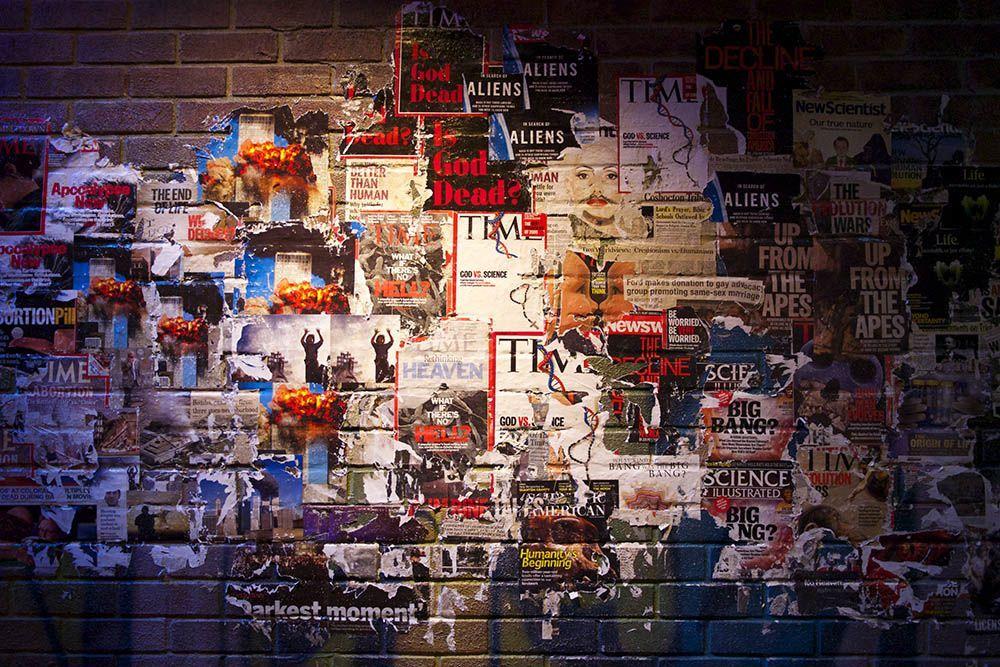 Creation Museum Urban Grime