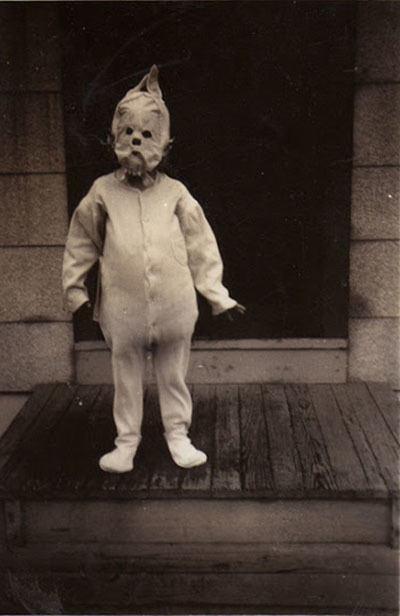 Weird Costume