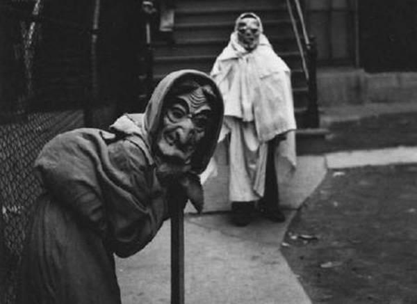 Haunting Masks