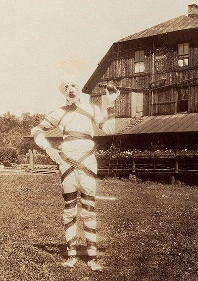 Person In Costume